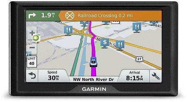 GPS navigace Garmin Drive 61S Lifetime Europe 45