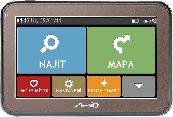 GPS navigace MIO Spirit 5400 Lifetime Europe