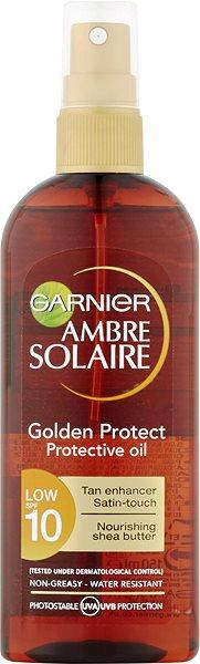 Olej na opalování GARNIER Ambre Solaire Golden Protect Olej na opalování SPF 10 150 ml