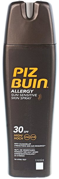 Sprej na opalování PIZ BUIN Allergy Sun Sensitive Skin Spray SPF30 200 ml