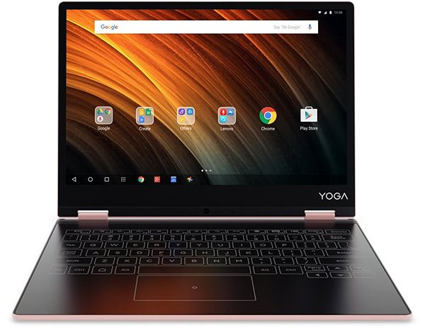 Tablet PC Lenovo Yoga A12 Rose Gold