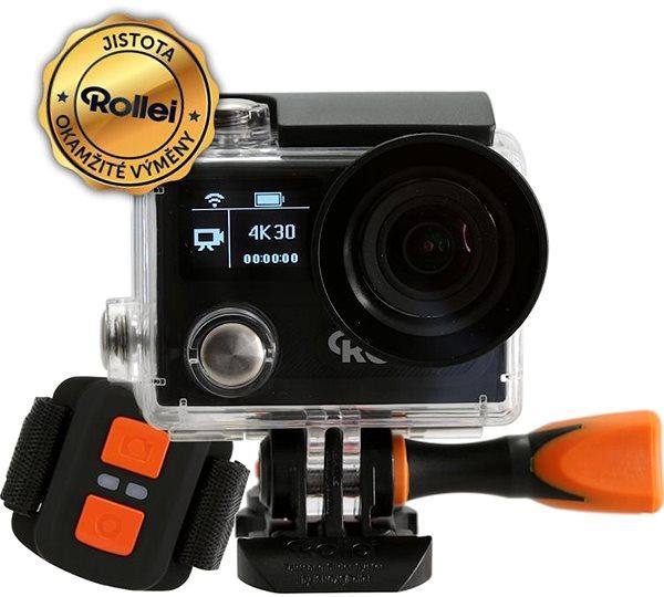 Digitální kamera Rollei ActionCam 430 WiFi černá
