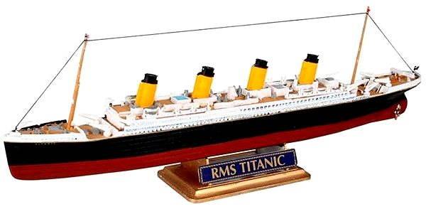 Plastový model Revell Model Set 05804 loď – R.M.S. Titanic