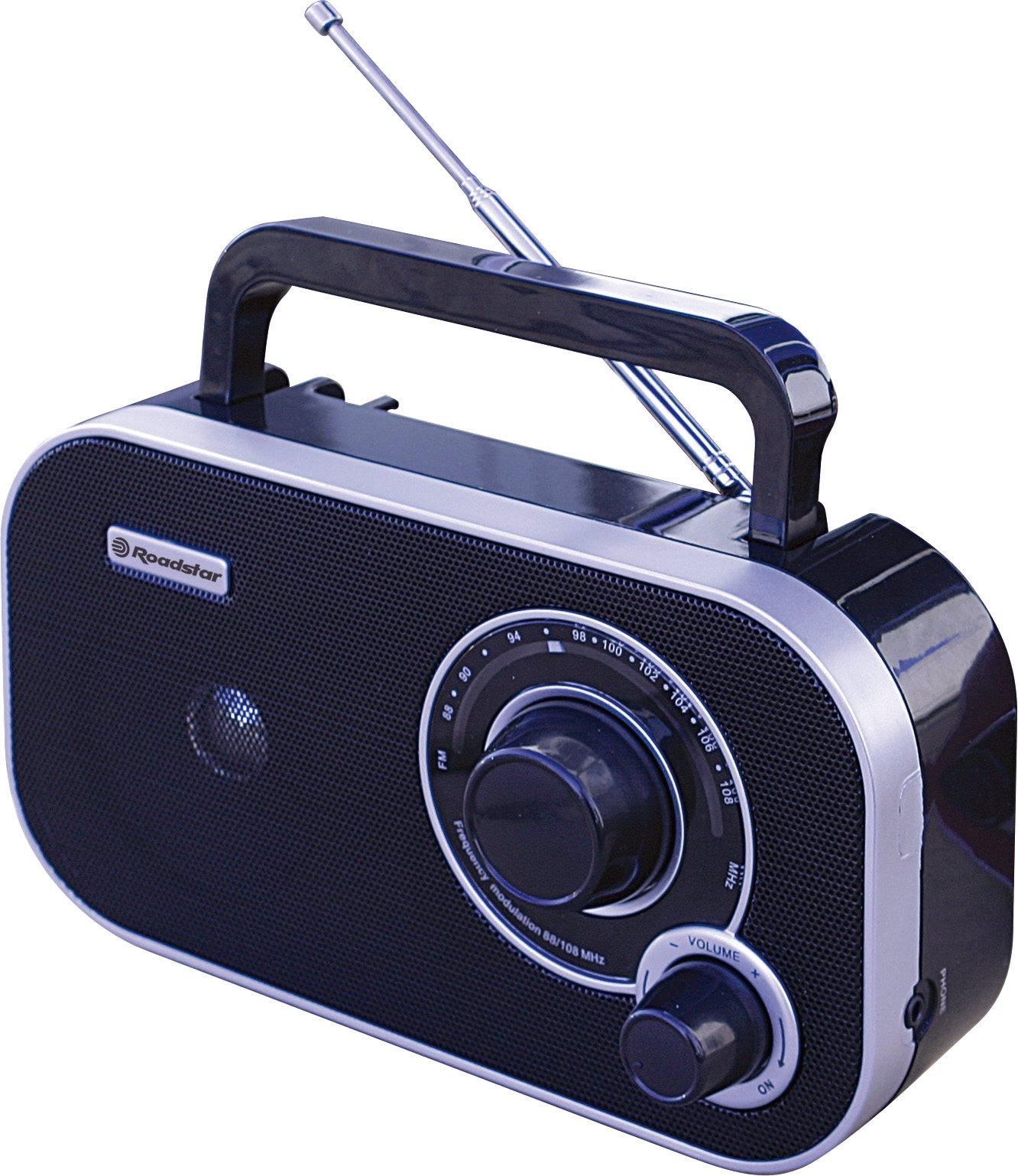 Rádio Roadstar TRA-2235 BK