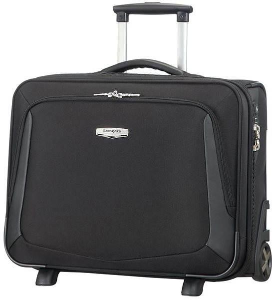 "Cestovní kufr Samsonite X'BLADE 3.0 ROLLING TOTE 17,3"" Black"