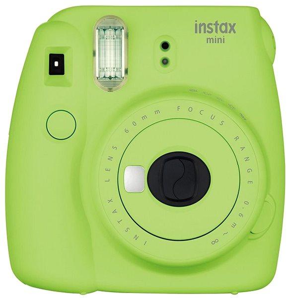 Digitální fotoaparát Fujifilm Instax Mini 9 limetkový