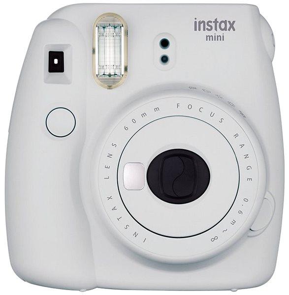 Digitální fotoaparát Fujifilm Instax Mini 9 popelavě bílý