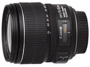 Objektiv Canon EF-S 15-85mm F3.5 - 5.6 IS USM Zoom