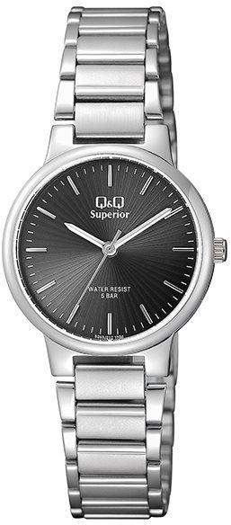 Dámské hodinky Q Q Superior S283J212Y 4966006821345  96c8e5293d9