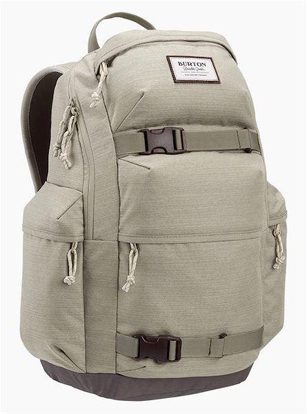 3da5aad427 Městský batoh Burton Kilo Pack Pelican Slub 9009521236715