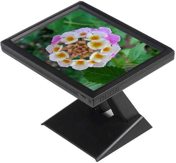 "Dotykový LCD monitor 17"" iiyama ProLite T1731SR Touchscreen černý"