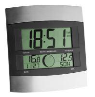 Rádiem řízené nástěnné hodiny s čidlem venkovní teploty TFA 98.1006.IT