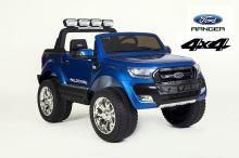 Ford Ranger Wildtrak 4x4  - model 2017, originál licence FORD, modrá metalíza