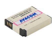 Baterie Avacom Panasonic DMW-BCM13, BCM13E Li-ion 3.6V 1250mAh 4.5Wh - neoriginální