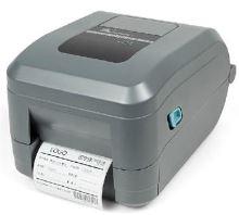 Tiskárna Zebra/Motorola GT800, 203dpi, USB,RS232, LAN, čidlo konce etikety