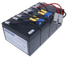 Baterie Avacom RBC25 bateriový kit - náhrada za APC - neoriginální