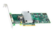 INTEL RAID Controler (Big Laurel 4) PCIe x8, RAID 4x SAS 6Gb/SATA, 512MB, RAID 0/1/5/10