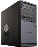 HAL3000 ProWork II SSD W10P/ Intel i3-6100/ 4GB/ 120GB/ DVD/ CR/ W10 Pro