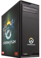 HAL3000 Overwatch / Intel i5-6500/ 16GB/ GTX 1070/ 240GB SSD + 1TB/ DVD/ W10 - rozbaleno, 7 dní testováno, 100% stav!!!