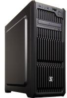HAL3000 IEM Certified PC MEGA Gamer by MSI / Intel i5-7400/ 8GB/ GTX 1050 Ti/ 120GB SSD + 1TB HDD/ bez OS