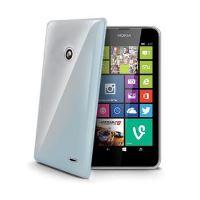 TPU pouzdro CELLY Gelskin pro Nokia Lumia 630/635, bezbarvé