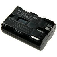 Baterie Extreme Energy typ Canon BP-511A, Li-Ion 1500 mAh, šedá