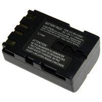 Baterie Extreme Energy typ JVC BN-V408, Li-Ion 1200 mAh, šedá