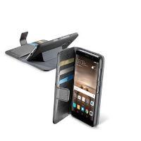 Pouzdro typu kniha CellularLine Book Agenda pro Huawei Mate 9, černé