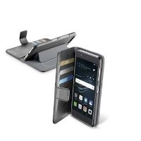 Pouzdro typu kniha CellularLine Book Agenda pro Huawei P9, černé
