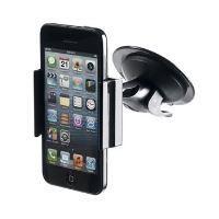 Univerzální držák s přísavkou CELLY FLEX14 pro mobilní telefony a smartphony, flexibilní rameno - bez obalu