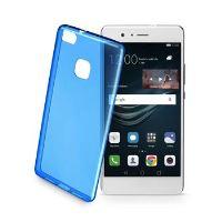 Barevné gelové pouzdro CELLULARLINE COLOR pro Huawei P9 Lite, modré