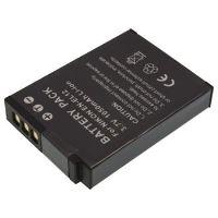 Baterie Extreme Energy typ Nikon EN-EL12, Li-Ion 1150 mAh, černá
