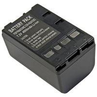 Baterie Extreme Energy typ Panasonic CGR-V620/ V26S, Li-Ion 4000 mAh, černá