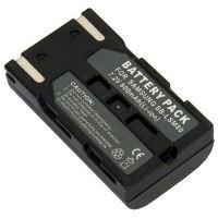Baterie Extreme Energy typ Samsung SB-LSM80, Li-Ion 850 mAh, šedá