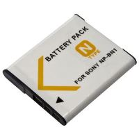Baterie Extreme Energy typ Sony NP-BN1, Li-Ion 650 mAh