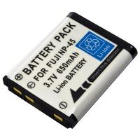 Baterie Extreme Energy typ Fuji NP-45/NP-45H, Li-Ion 680 mAh