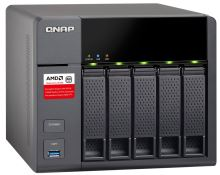 QNAP TS-563-8G (2,0G/8GB RAM/5xSATA)