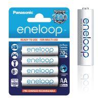 Panasonic Eneloop AA NiMH 1,2V 1900mAh BL4 2100c