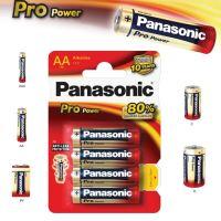 Alkalická baterie AA Panasonic Pro Power LR6 4ks