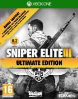 XBOX ONE - Sniper Elite 3 Ultimate Edition