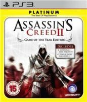 PS3 - Assassins Creed 2 GOTY