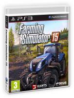 PS3 - Farming Simulator 2015