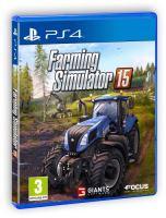 PS4 - Farming Simulator 2015