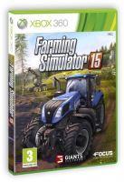 X360 - Farming Simulator 2015