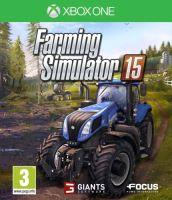 XBOX ONE - Farming Simulator 2015