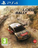 PS4 - Sébastien Loeb Rally Evo