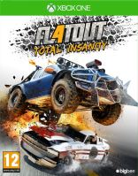 XBOX ONE - FlatOut 4 Total Insanity