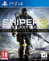 PS4 - Sniper: Ghost Warrior 3 Season Pass Edition