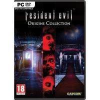 PC - Resident Evil Origins Collection