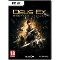 PC - Deus Ex: Mankind Divided